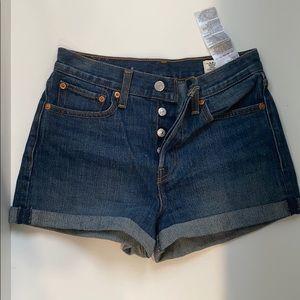Brand new Levi shorts